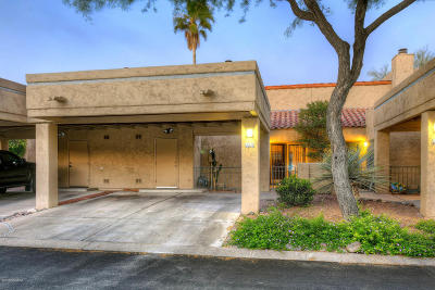 Tucson Townhouse For Sale: 3538 N Bentley Avenue