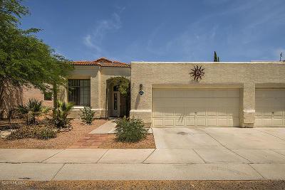 Tucson Single Family Home For Sale: 2672 W Camino De La Caterva