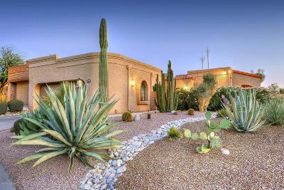 Tucson Single Family Home For Sale: 6770 E Pico Del Monte