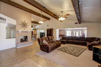 Tucson Single Family Home For Sale: 5760 W El Camino Del Cerro