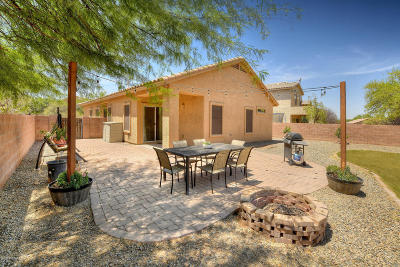 Marana Single Family Home For Sale: 11930 W Heyburn Drive