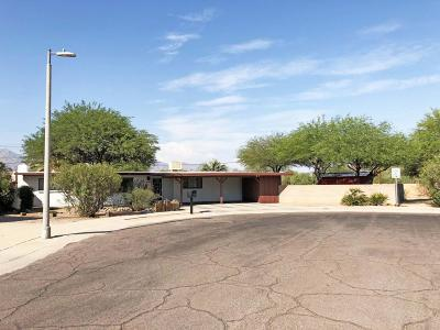 Tucson Single Family Home Active Contingent: 4949 E Towner Street
