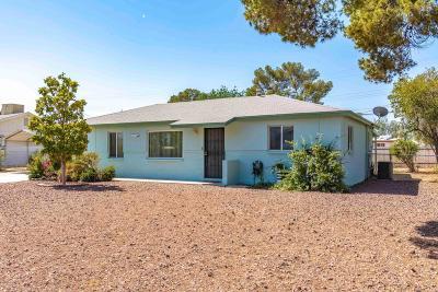 Tucson Single Family Home Active Contingent: 6252 E Sylvane Street