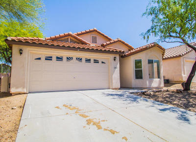 Marana Single Family Home For Sale: 5574 W Peaceful Dove Place