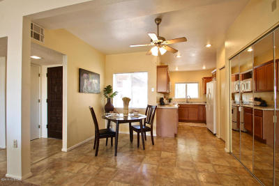 Pima County Townhouse For Sale: 8173 E Daniella Lane