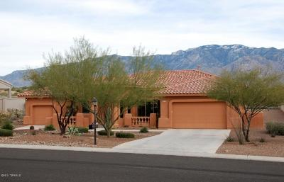 Oro Valley Single Family Home For Sale: 12136 N Tall Grass Drive