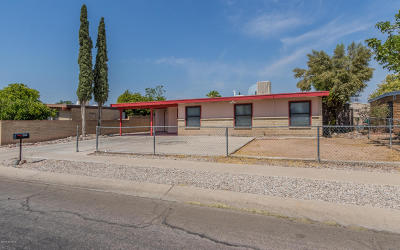 Pima County Single Family Home Active Contingent: 6020 S Liberty Avenue