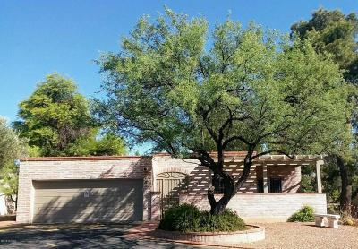 Single Family Home For Sale: 2506 N Camino Valle Verde