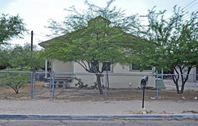 Tucson Single Family Home For Sale: 1615 N Santa Rita Avenue