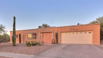 Tucson Single Family Home For Sale: 702 N La Cholla Boulevard