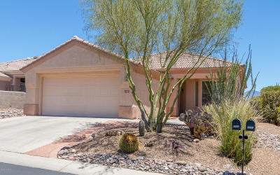 Heritage Highlands Single Family Home For Sale: 4985 W Desert Chicory Place