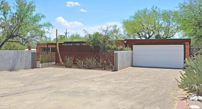 Tucson Single Family Home Active Contingent: 5565 N Linda Road
