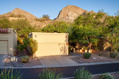 Oro Valley Townhouse For Sale: 1237 E Camino Diestro