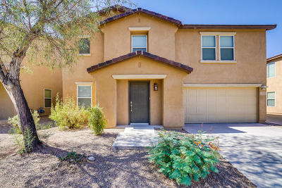 Tucson Single Family Home For Sale: 4210 E Wading Pond Drive