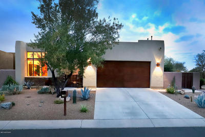 Oro Valley Single Family Home For Sale: 997 W Par Four Drive