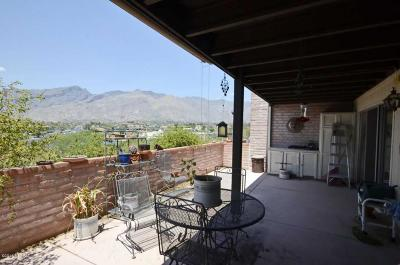 Tucson Townhouse For Sale: 5429 N Arroyo Grande Circle