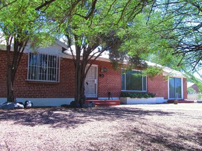 Tucson Single Family Home For Sale: 2202 E La Mirada Street