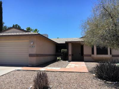 Tucson Single Family Home For Sale: 5941 N Belbrook Drive