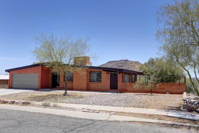 Tucson Single Family Home For Sale: 2051 W Calle Placida