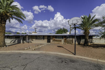 Tucson Single Family Home For Sale: 3540 N Christmas Place