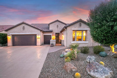 Oracle Single Family Home Active Contingent: 31932 S Bighorn Drive