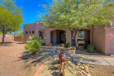 Single Family Home For Sale: 10414 E Camino La Joya Pantano