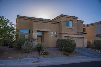 Pima County, Pinal County Single Family Home Active Contingent: 8030 S Fenway Drive