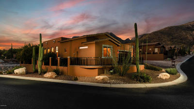 Tucson Townhouse For Sale: 7553 N Viale Di Buona Fortuna