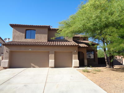 Sahuarita Single Family Home For Sale: 511 E Placita Boton