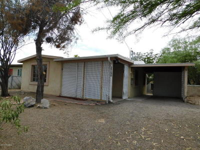 Pima County Single Family Home For Sale: 2755 N Fontana Avenue