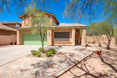 Tucson Single Family Home For Sale: 4730 W Latchstring Court
