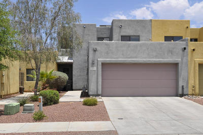 Tucson Townhouse For Sale: 4174 N Fortune Loop