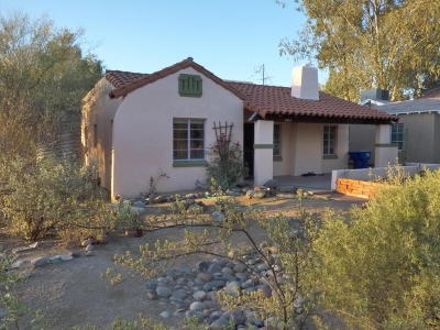 Tucson Single Family Home For Sale: 2401 E 7th Street