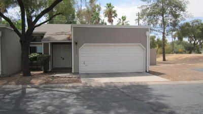 Tucson Townhouse Active Contingent: 6373 N Willowbrook Drive