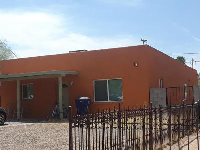 Tucson Single Family Home For Sale: 744 E Linden Street