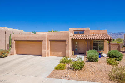 Single Family Home Active Contingent: 7583 E Placita Vista Del Bosque