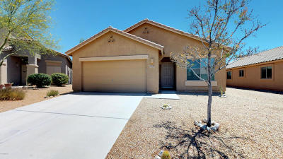 Marana Single Family Home Active Contingent: 14248 N Supine Trail