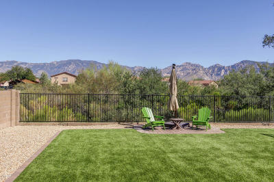 Oro Valley Single Family Home For Sale: 13204 N Deergrass