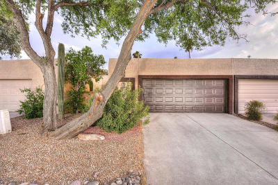 Pima County Townhouse For Sale: 7534 E Harbor Drive