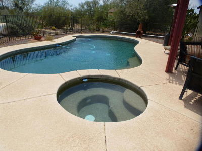Tucson Single Family Home For Sale: 5400 N Old West Road
