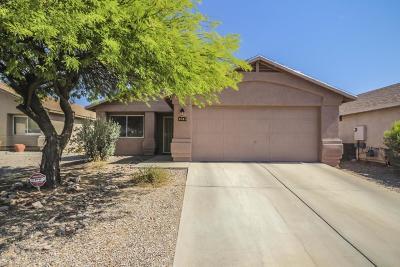 Tucson Single Family Home Active Contingent: 1645 E St Ferdinand Place