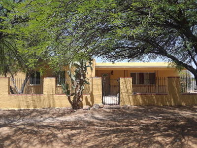 Tucson Single Family Home For Sale: 342 E Waverly Street