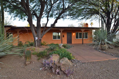 Tucson Single Family Home For Sale: 4202 E Oxford Drive