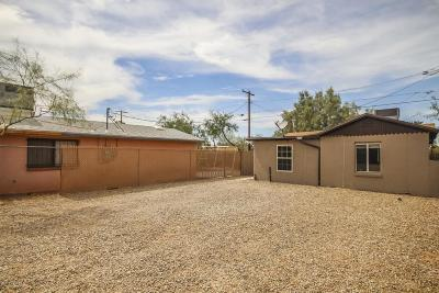 Tucson Single Family Home For Sale: 212 W Columbia Street