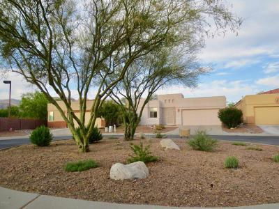Tucson Single Family Home For Sale: 5186 N Contentment Court