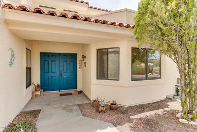 Tucson Single Family Home For Sale: 6848 E Brownstone Place