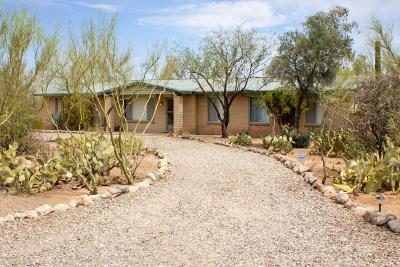Tucson Single Family Home Active Contingent: 770 W Calle Dadivoso