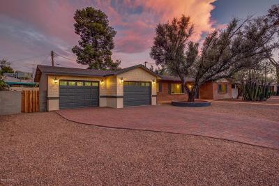 Tucson Single Family Home For Sale: 2032 E Rennoc Stravenue