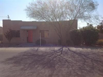 Tucson Single Family Home For Sale: 3460 E Bermuda Street