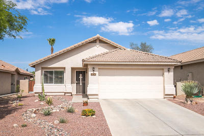Oro Valley Single Family Home For Sale: 13243 N Mortar Pestle Court
